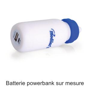 batterie powerbank sur mesure